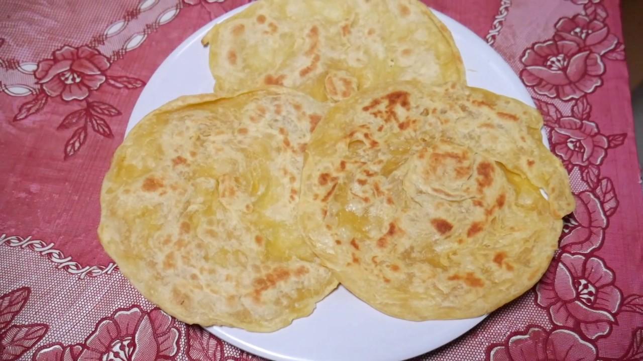 Membuat Roti Maryam Praktis Sederhana