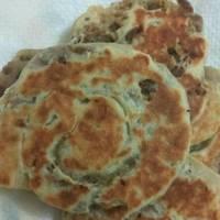 Roti Maryam Isi Daging Asap