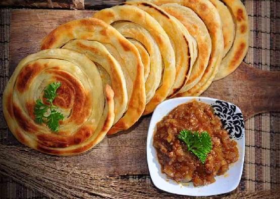 Roti Maryam Khas Arab