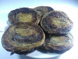 Roti Maryam Rasa Coklat