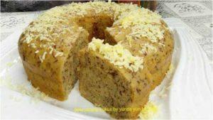 Resep Bolu Pisang Dan Beberapa Cara Membuat Kue Bolu Pisang