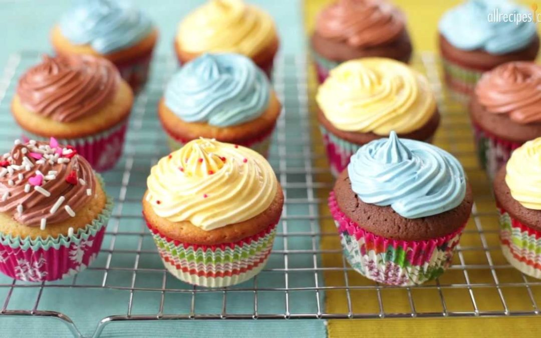 Kumpulan Resep dan Cara Membuat Cupcake Kukus yang Lembut dan Enak