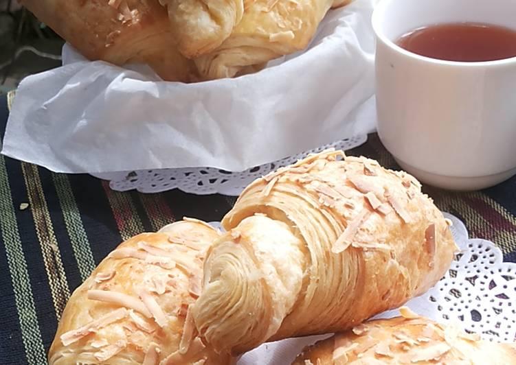 Cara Membuat Croissant