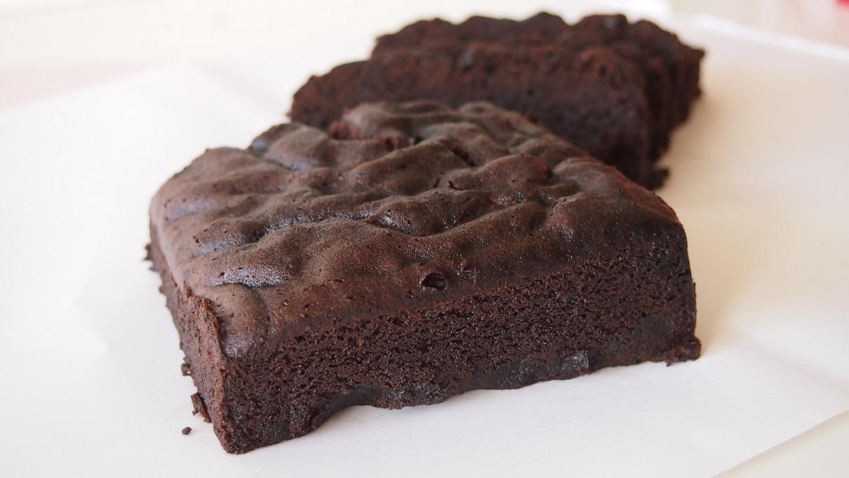brownies kusus coklat