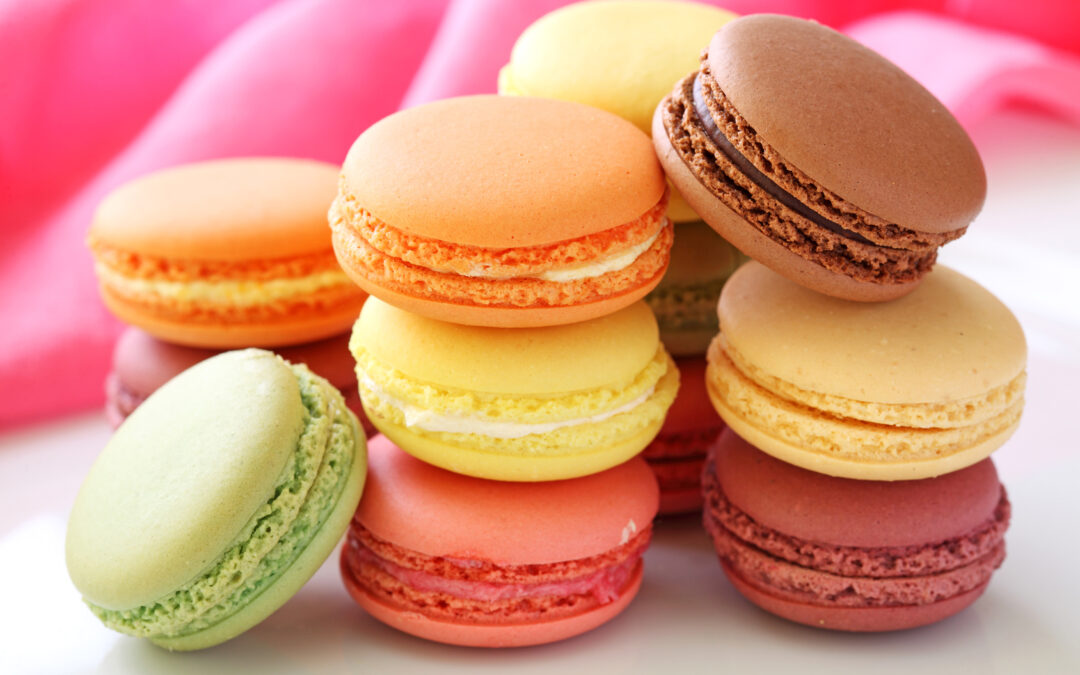 Resep Cara membuat Kue Macaron yang Lezat, Mudah dan Renyah untuk Camilan Di Rumah